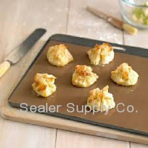 2-Cookie-Sheets-Non-Stick-15-x-18-Mat-Oven-Liner-PTFE-BPA-POFA-FREE-0