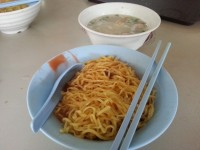 Minced Meat Noodle - 823A Tampines