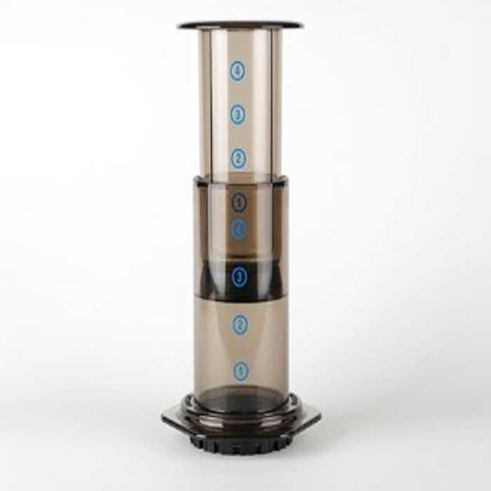 Aeropress Coffee and Espresso Maker FoodClappers
