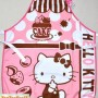 Authentic-Sanrio-Hello-Kitty-Kitchen-Gardening-Cotton-Apron-Princess-0-2