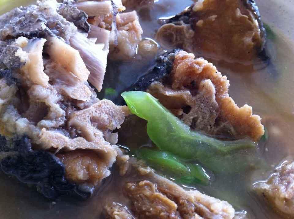 Fish Head Soup Kovan