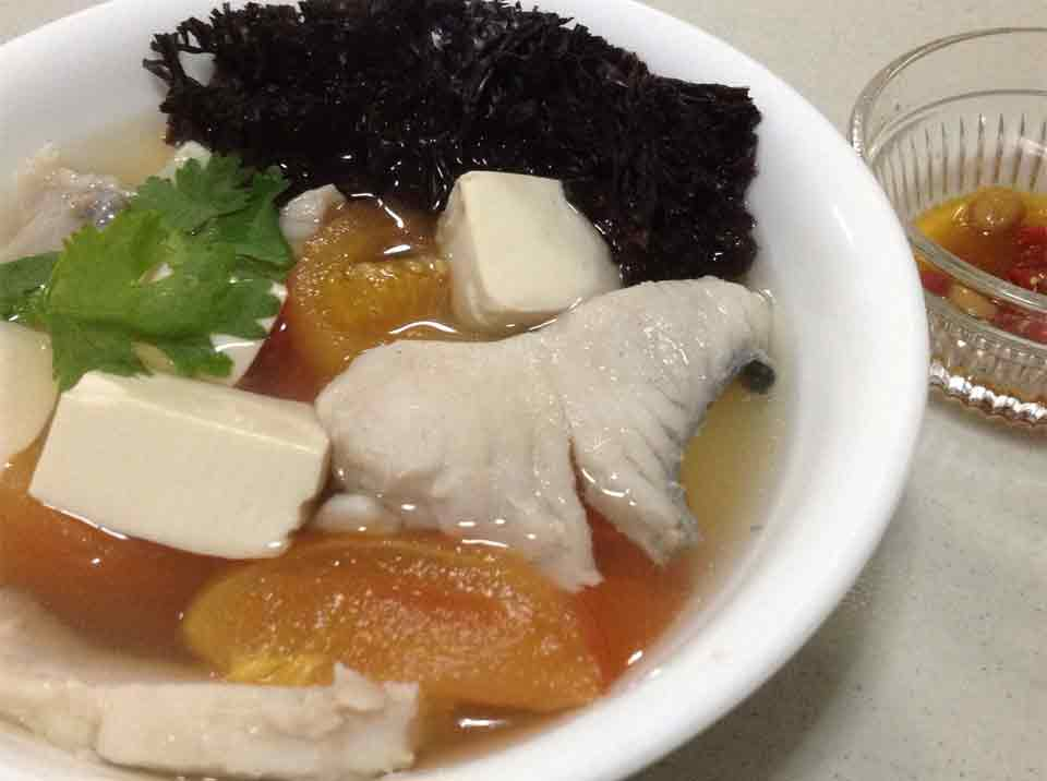 Fish soup recipe foodclappers for Fish soup near me
