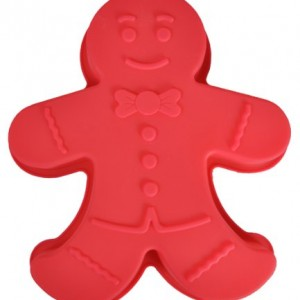 Gingerbread-Man-Silicone-Cake-Mold-Pan-9-x-8-x-1-12-deep-0