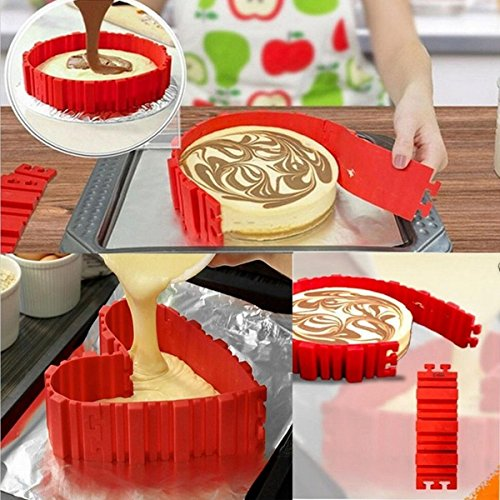 JINSEY-Nonstick-4PCS-Silicone-Cake-Mold-Cake-Pan-Magic-Bake-Snake-DIY-Baking-Mould-Tools-Design-Your-Cakes-Any-Shape-0