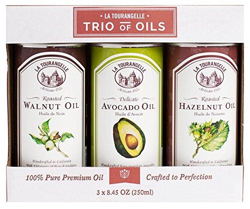 La-Tourangelle-Roasted-Walnut-Hazelnut-Avocado-Trio-of-Oils-25-Ounce-0