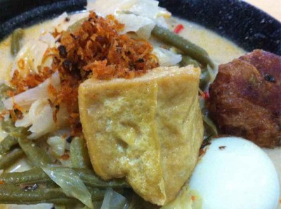 Lontong - Sims Place