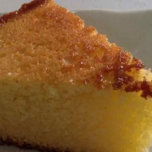 milk vanilla cake