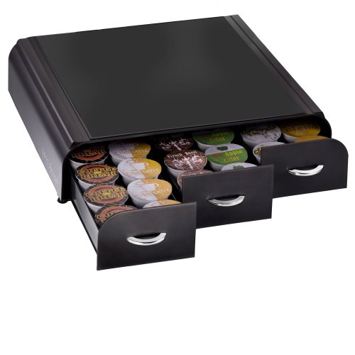 ... Mind-Reader-Anchor-Coffee-Pod-Storage-Drawer-for- ...  sc 1 st  FoodClappers & Mind Reader u201cAnchoru201d Coffee Pod Storage Drawer for 36 Keurig K-Cup ...