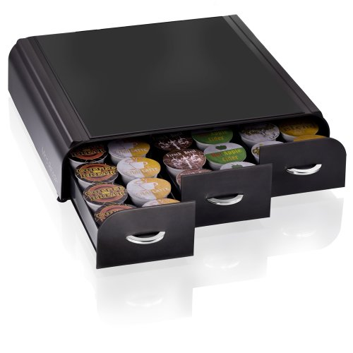 Mind Reader Anchor Coffee Pod Storage Drawer For 36