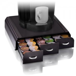 Mind-Reader-Anchor-Coffee-Pod-Storage-Drawer-for-36-Keurig-K-Cup-42-CBTLVerismo-Coffee-Pods-Black-0