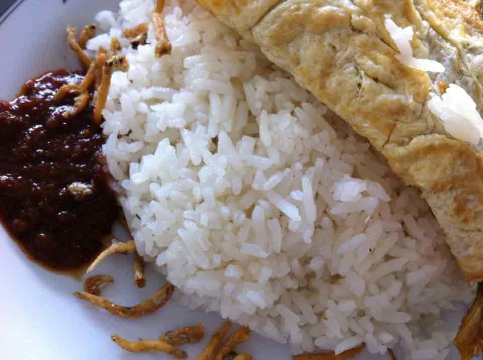 nasi lemak hainan village