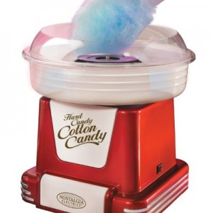 Nostalgia-Electrics-PCM805RETRORED-Retro-Series-Hard-Sugar-Free-Candy-Cotton-Candy-Maker-0