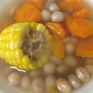 pearl bean soup