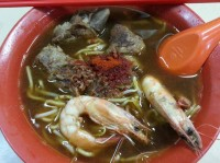 prawn noodle tai thong