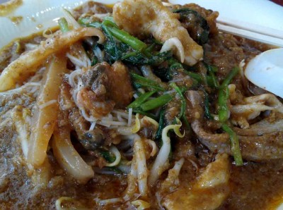 satay bee hoon queen street