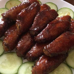 soy chicken recipe