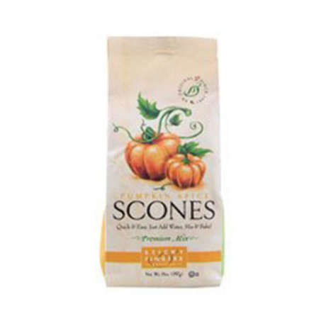 Sticky Fingers Mix Scone Pumpkin Spice 14 Oz