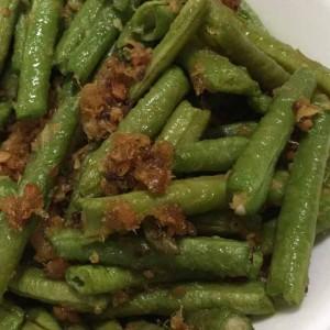 stir fried long bean recipe