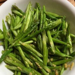 Stir Fry Asparagus