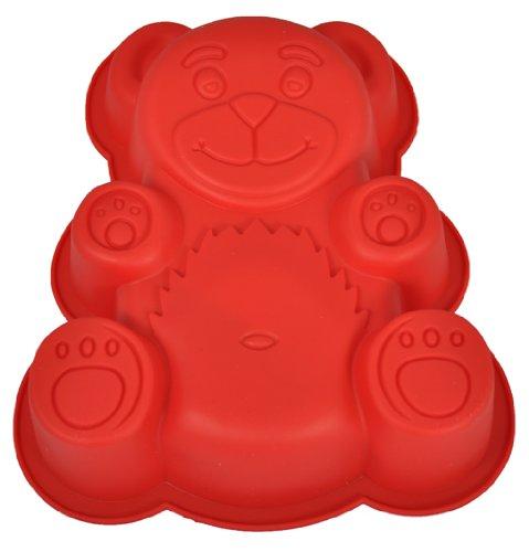 Teddy Bear Cake Pan Silicone