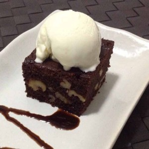 walnut brownie recipe