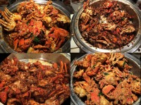 Ultimate Crab Feast Buffet - ParkRoyal Hotel