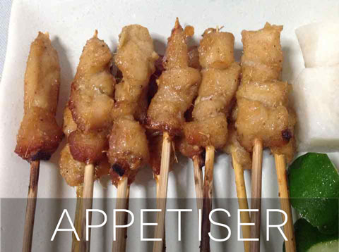 appetiser recipes