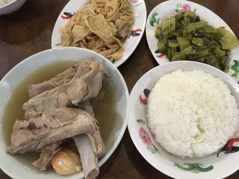 good old bak kut teh